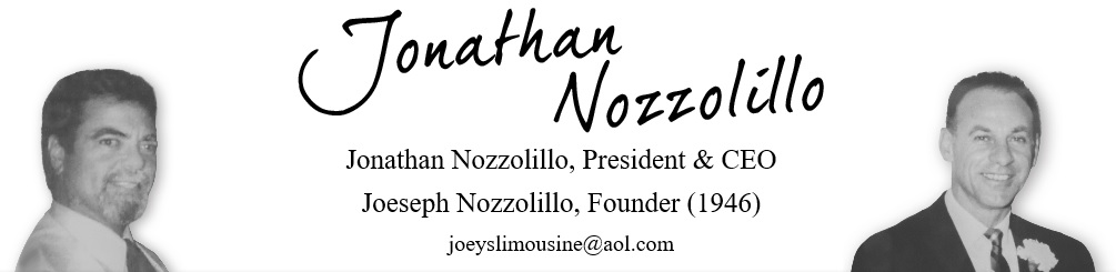 Joey & Jonathan Nozzolillo: Family Owned Limousine Service in Massachusetts