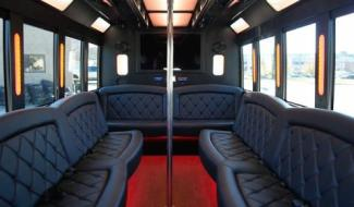 MASS Party Bus Charters For Up To 20 Passengers in Worcester County, Massachusetts
